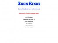 zaun-kraus.de