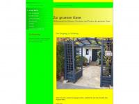 zur-gruenen-oase.de Webseite Vorschau