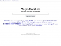 Magic-markt.de