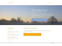 ornj.net Webseite Vorschau