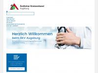 aekv-augsburg.de Webseite Vorschau