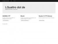 lquattro.de Webseite Vorschau