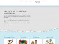 kinderkram-luebeck.de Webseite Vorschau