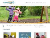 kindergarten-rudelzhausen.de Webseite Vorschau