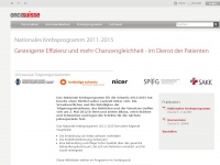 Oncosuisse.ch