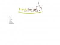 physio-egg.de Webseite Vorschau