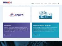 phononet.ch Webseite Vorschau