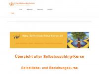 king-selbstcoaching-kurse.de Webseite Vorschau