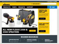wagnerspraytech.com