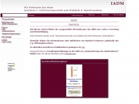 Iadm.info