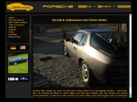 944er-teile.de Webseite Vorschau