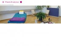 aerulavius.ch Webseite Vorschau