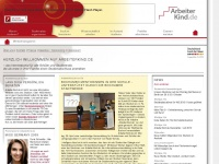 arbeiterkind.de Webseite Vorschau