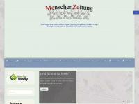 menschenzeitung.de Webseite Vorschau