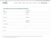 it-haus.com Webseite Vorschau