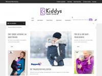 kiddys-babytrage.de