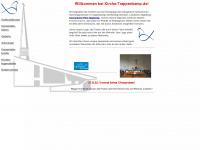 kirche-trappenkamp.de Webseite Vorschau