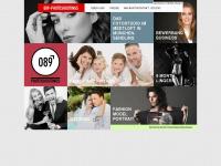 089-photoshootings.de Webseite Vorschau