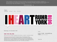 Iheartruhryork.blogspot.com