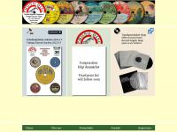 phonodisc.ch Webseite Vorschau