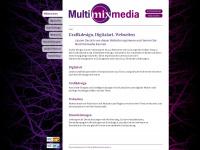 multimixmedia.ch Webseite Vorschau