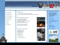 kirche-web.de Webseite Vorschau