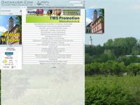 dachauer.com Webseite Vorschau