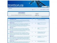 stromforum.org