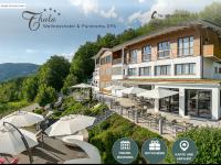 thula-landhotel.de Webseite Vorschau
