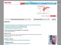 ricoh-support.com