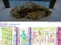 ooekunstverein.at Webseite Vorschau