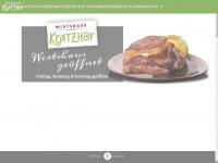 zumkratzhof.de Webseite Vorschau