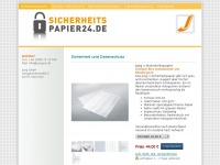 sicherheitspapier24.de