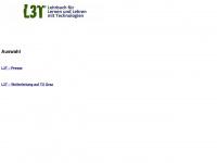 l3t.eu Webseite Vorschau