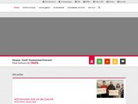 kzg.de Webseite Vorschau
