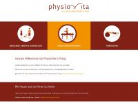 physiovita-poing.de Webseite Vorschau