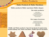 wafer-products.com