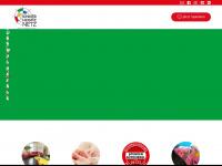 kinderhospiz.at Webseite Vorschau
