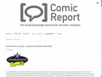 comic-report.de