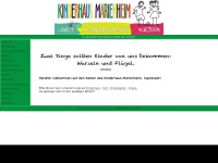 kinderhaus-marienheim.de Webseite Vorschau