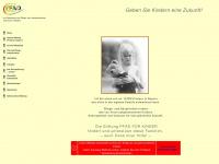 kindern-eine-zukunft.info Webseite Vorschau