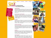 kinderbetreuungen.de Webseite Vorschau