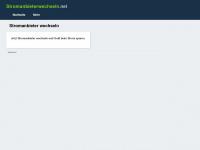 stromanbieterwechseln.net