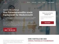 rechtsanwalt-für-medizinrecht.de