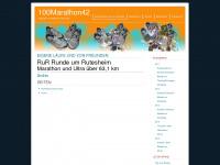 100marathon42.de Webseite Vorschau