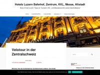 hotel-luzern.com
