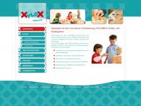 xylox.eu Webseite Vorschau