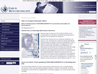 forum-menschenrechte.de