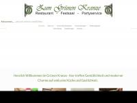 zum-gruenen-kranze.de Webseite Vorschau