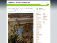 kirche-lindenberg.de Webseite Vorschau